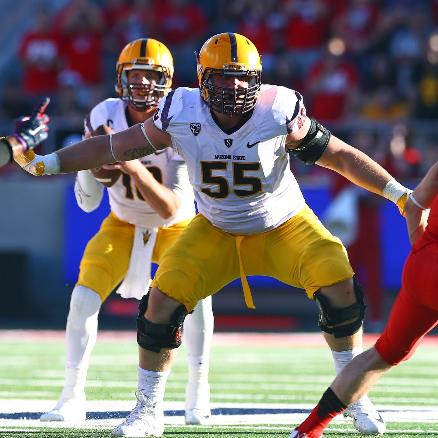 Washington Redskins 2016 Draft Profiles: Christian Westerman, OG ...