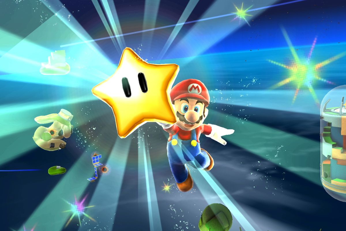 Save on Super Mario 3D All-Stars before it becomes harder