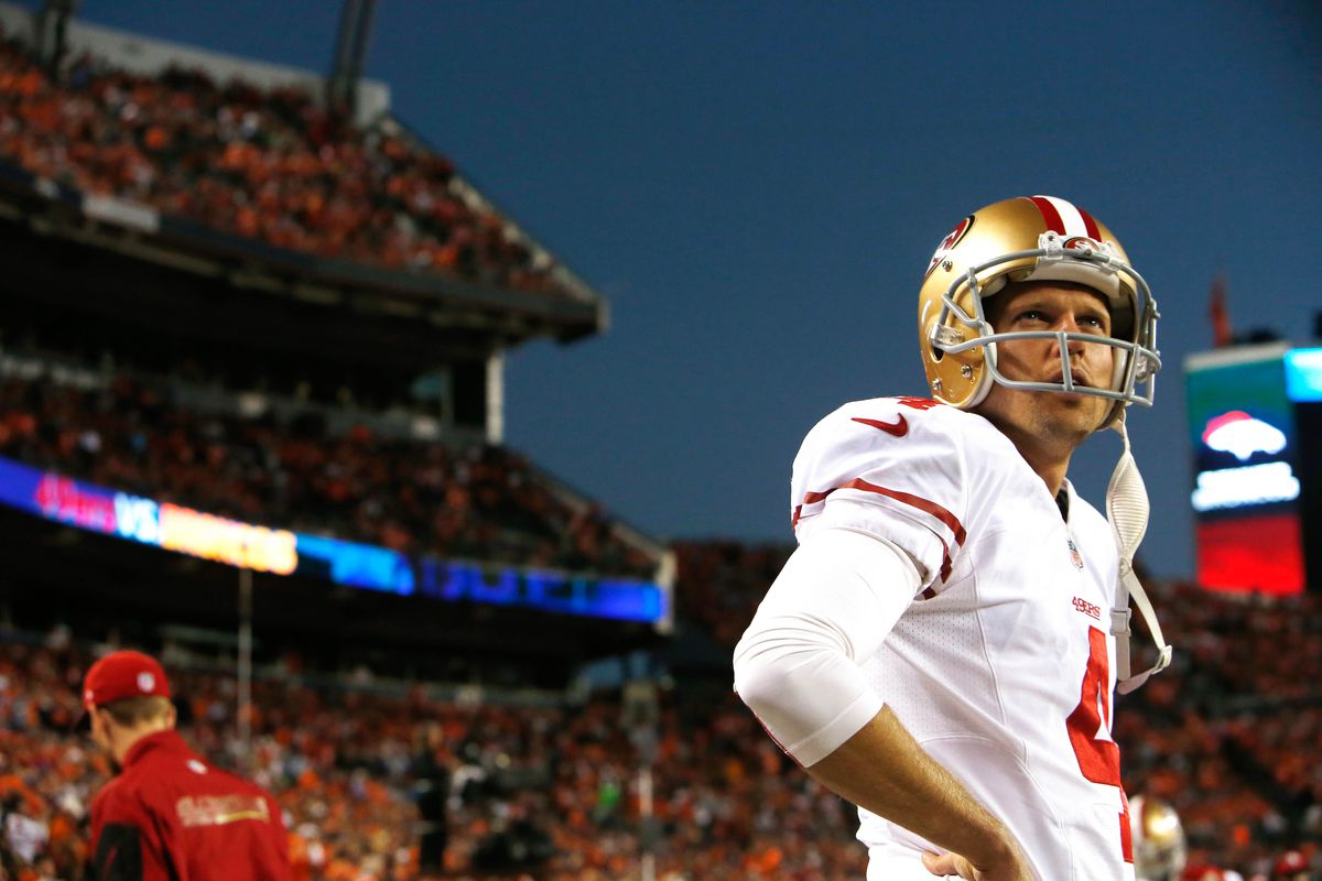 A New Punter in Town: Browns Trade for 49ers' Andy Lee, Release ...