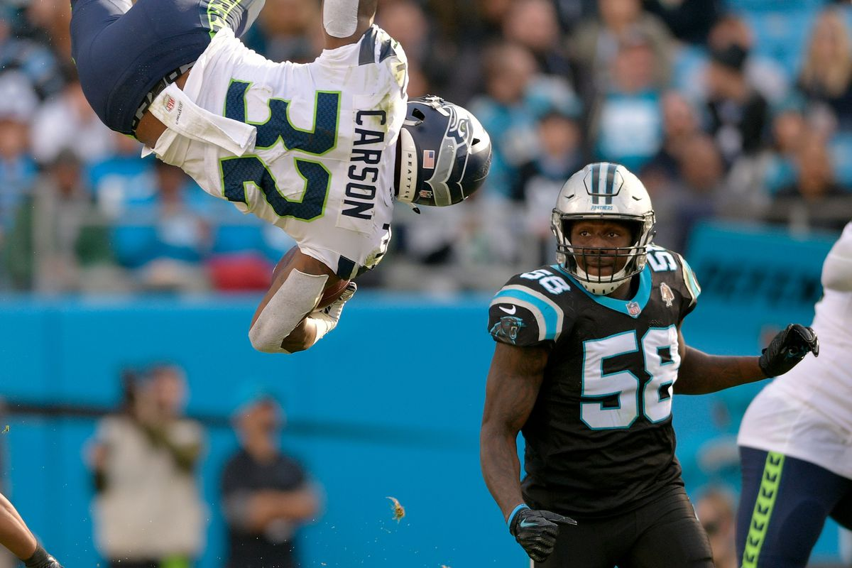 6532844afed LB Thomas Davis is about to sign with the LA Chargers - Bolts From ...