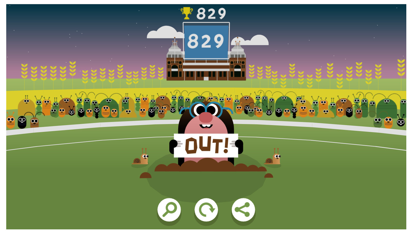 Women S Cricket World Cup 2017 Google Doodle Hides The Most
