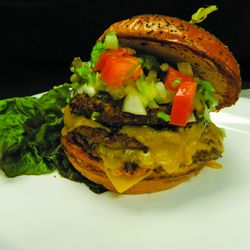 Comiskey Burger (Sections 113 and 529)