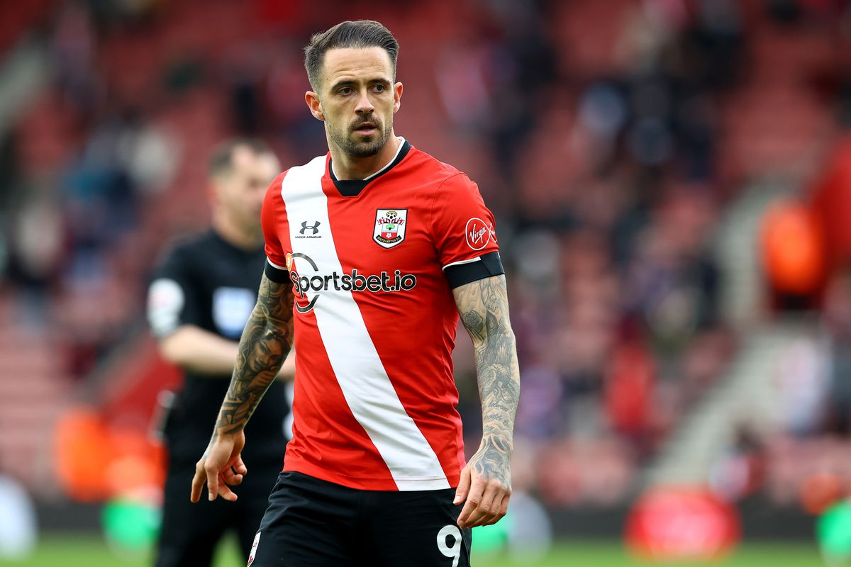 Southampton, Danny Ings, Saints, contract, rejected, turned down, Manchester City, Manchester United, Tottenham