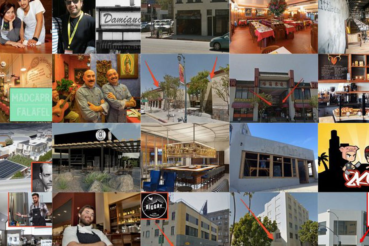 The  Most Anticipated Los Angeles Openings Of  Eater LA - Los angeles postal code