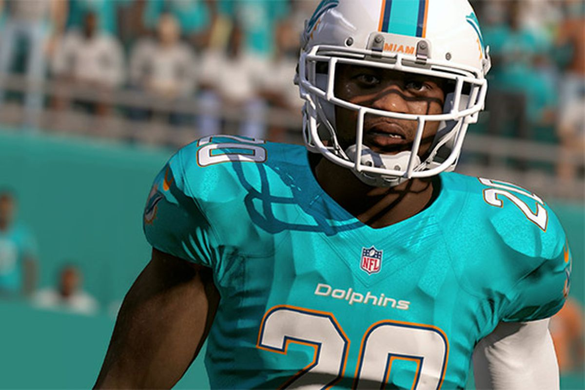 Reshad Jones is the highest rated strong safety in Madden 17 The