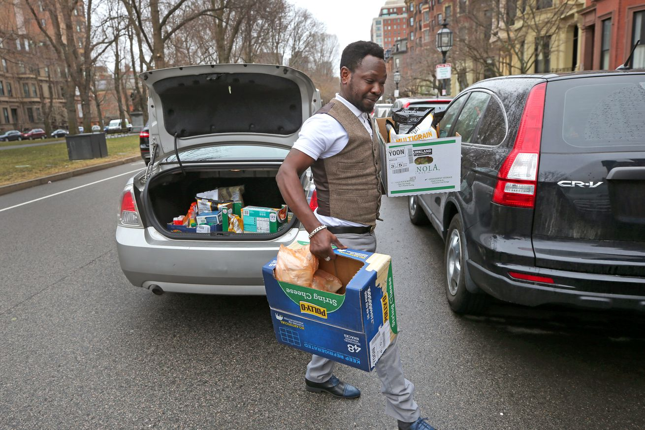 Uptick in Deliveries As People Stay Home, Avoid Virus