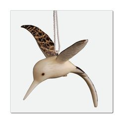 """<b>ProPuebla</b> Hummingbird Ornament, <a href=""""http://www.propueblo.org/product.aspx?ID=202002"""">$16.50</a> at the Union Square Holiday Market"""