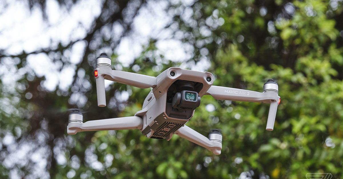 DJI is now selling a warranty to replace your drone if it flies away thumbnail