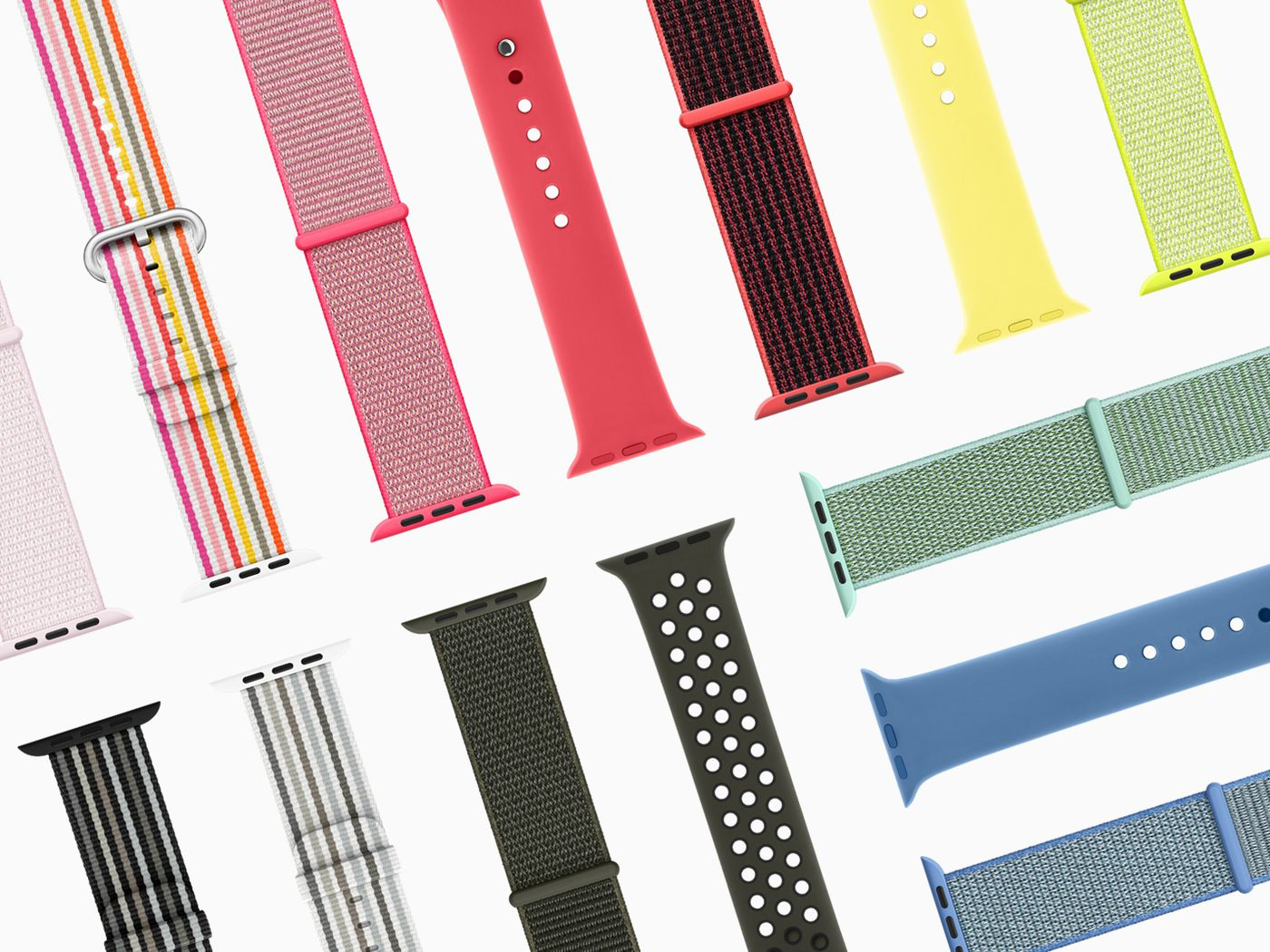 apple watch series3 springbands 032118