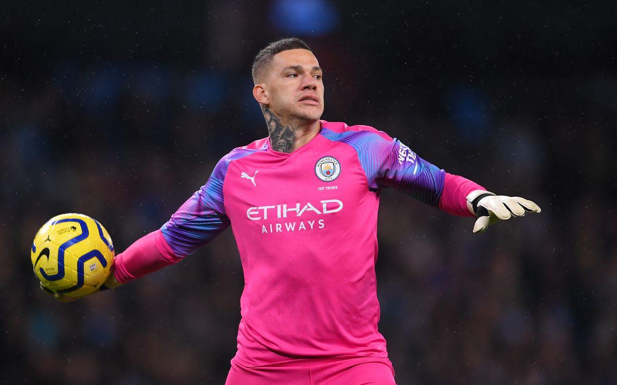 Ederson - Manchester City - Premier League