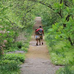 """<b>2)</b> <a href=""""http://www.bartramsgarden.org/"""">Bartram's Garden</a><br>  <b>Location:</b> 54th Street and Lindbergh Boulevard<br> <b>Photography Cost:</b> <a href=""""http://www.bartramsgarden.org/wp-content/uploads/2012/02/Bartram-Photo-Permit1.pdf"""">$"""