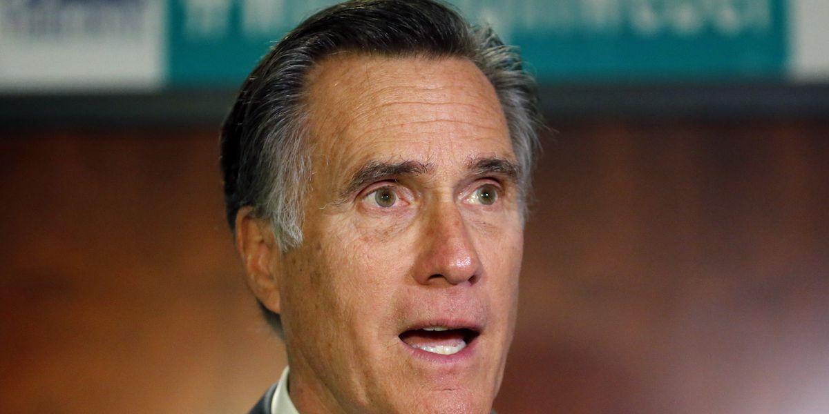 Sen. Mitt Romney 'unhappy' about John Bolton departure as national security adviser