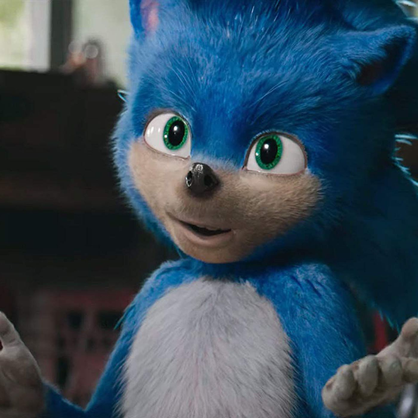 Sonic S Live Action Design Upset The Entire Internet So The