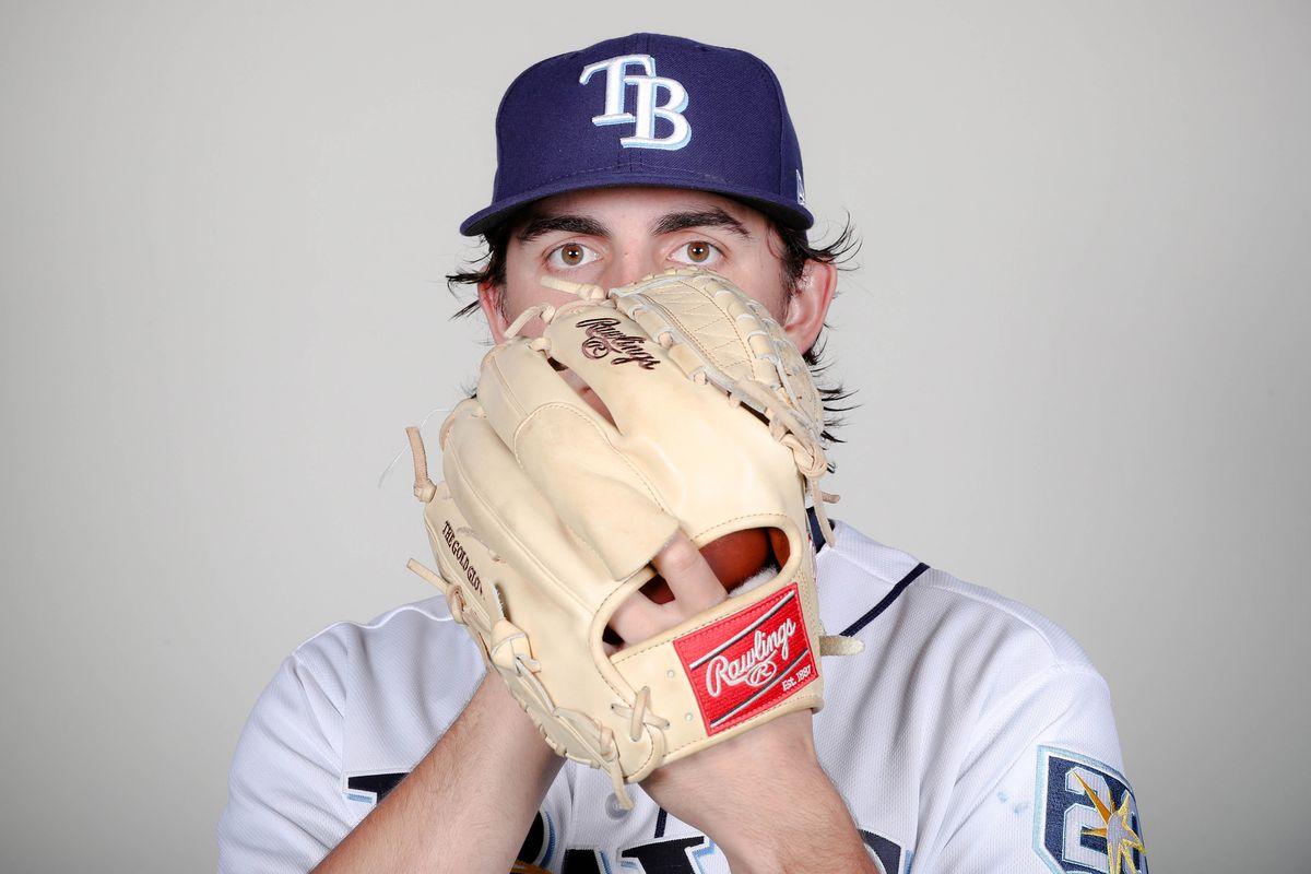 MLB: Tampa Bay Rays-Media Day