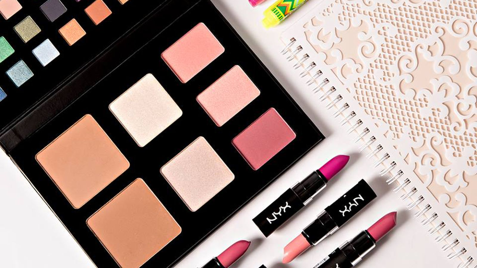 Nyx Cosmetics Is Opening Budget-Friendly Beauty Shops This Fall