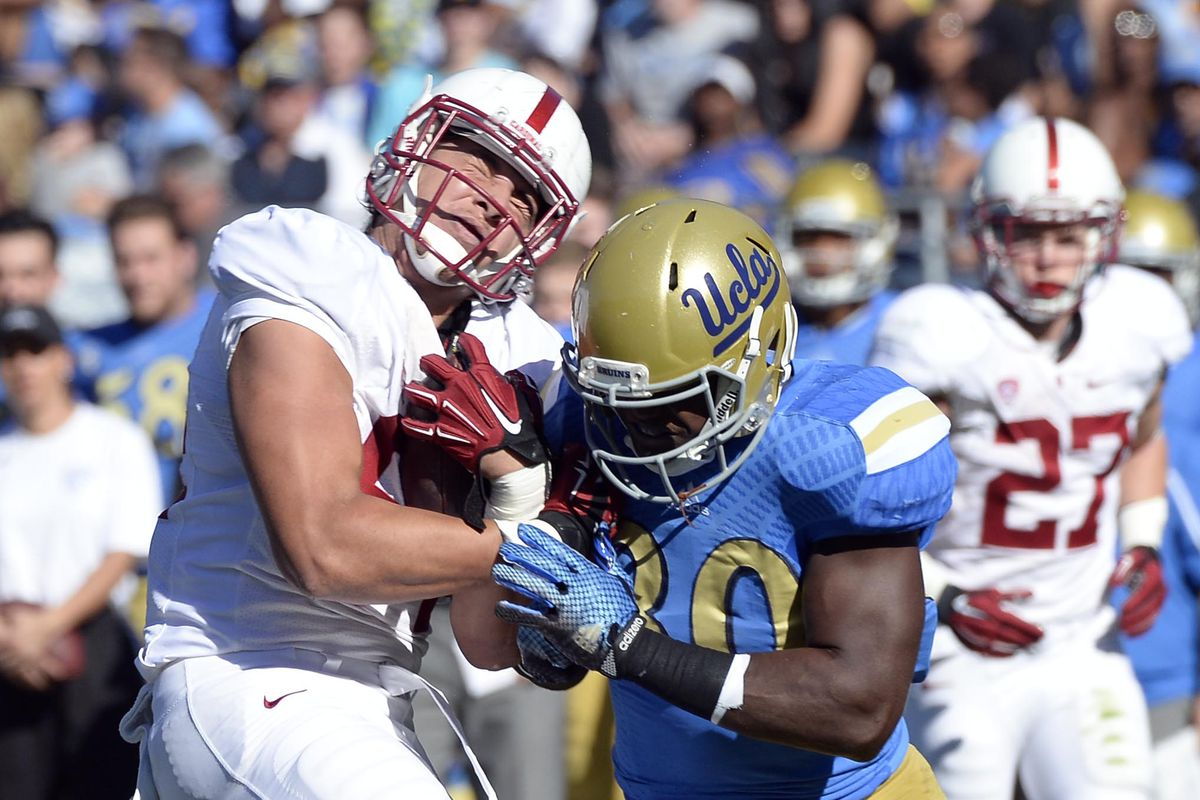 Myles Jack and the Bruins are back at work for Spring Football.