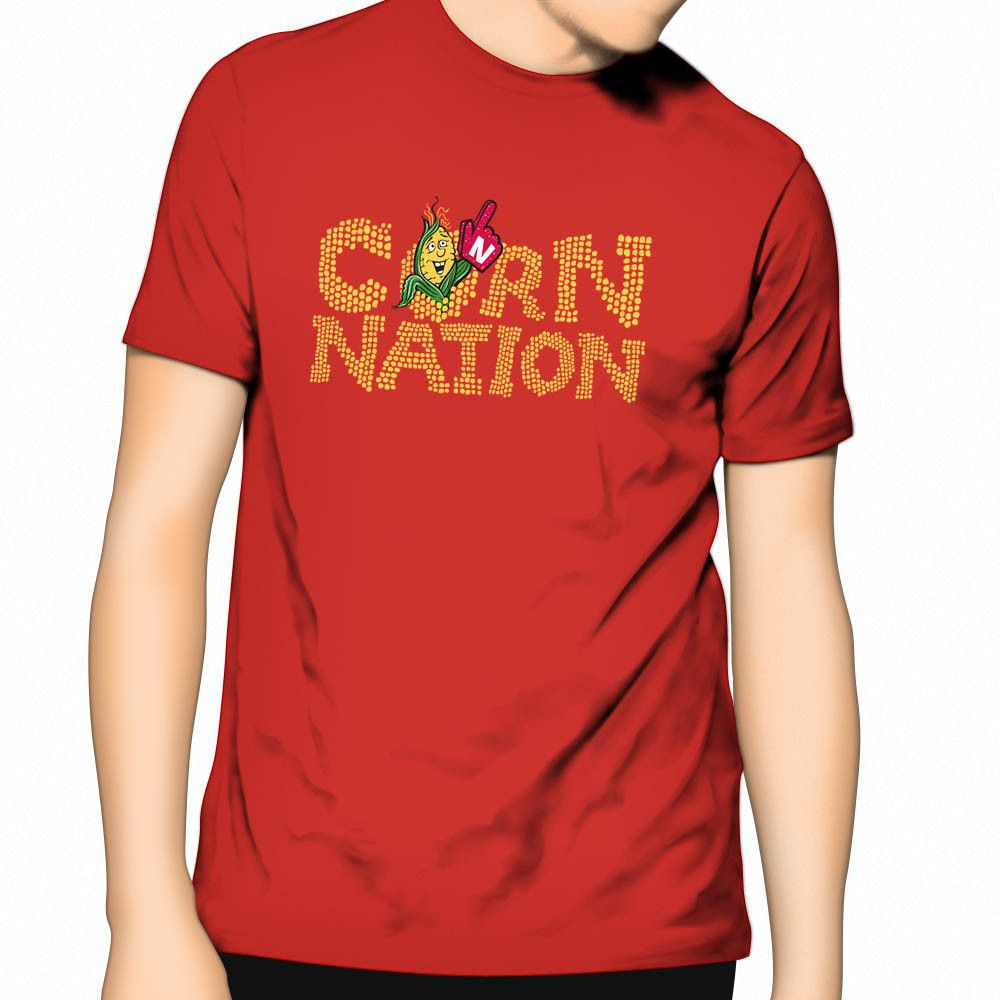 Corn Nation Traditional T-Shirt