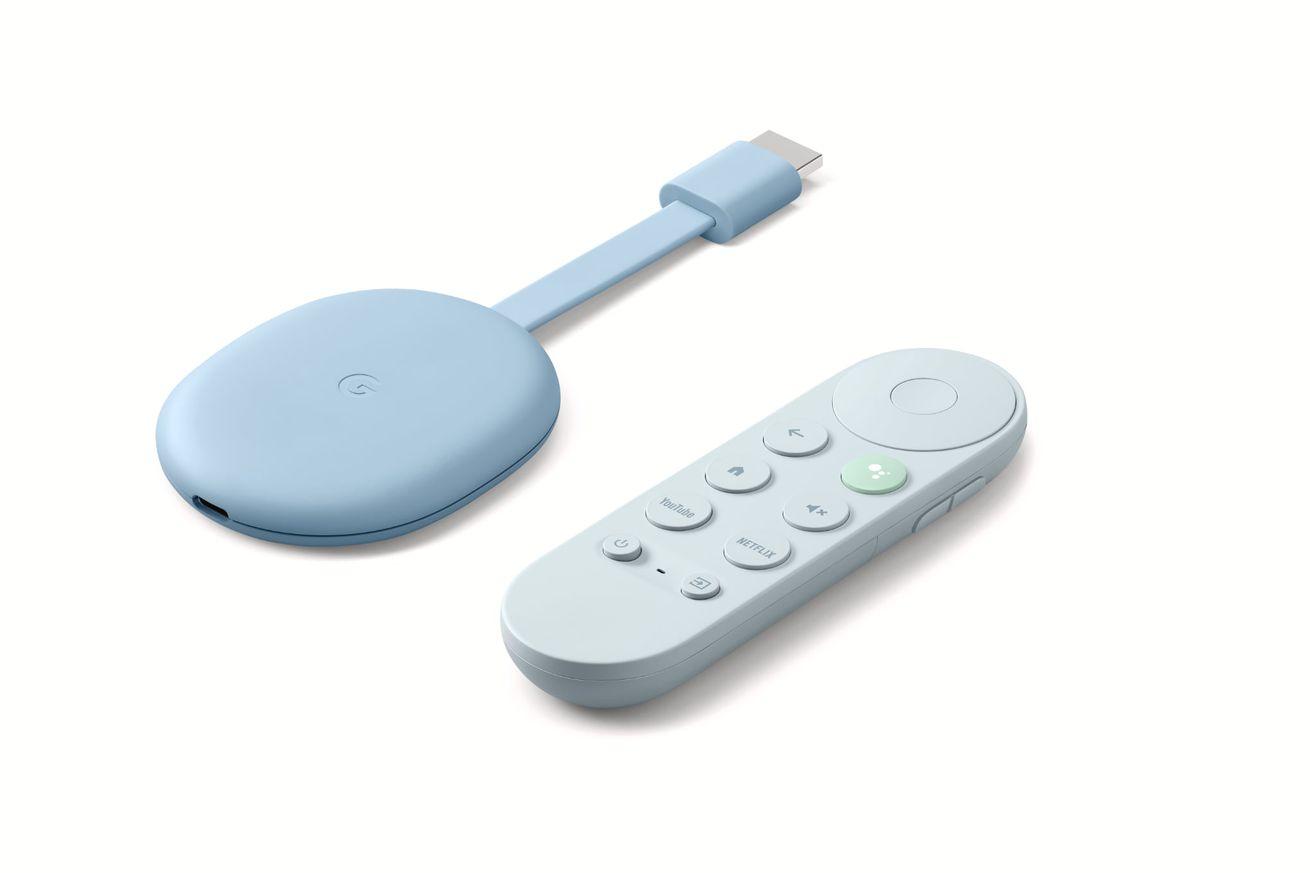 The new Chromecast