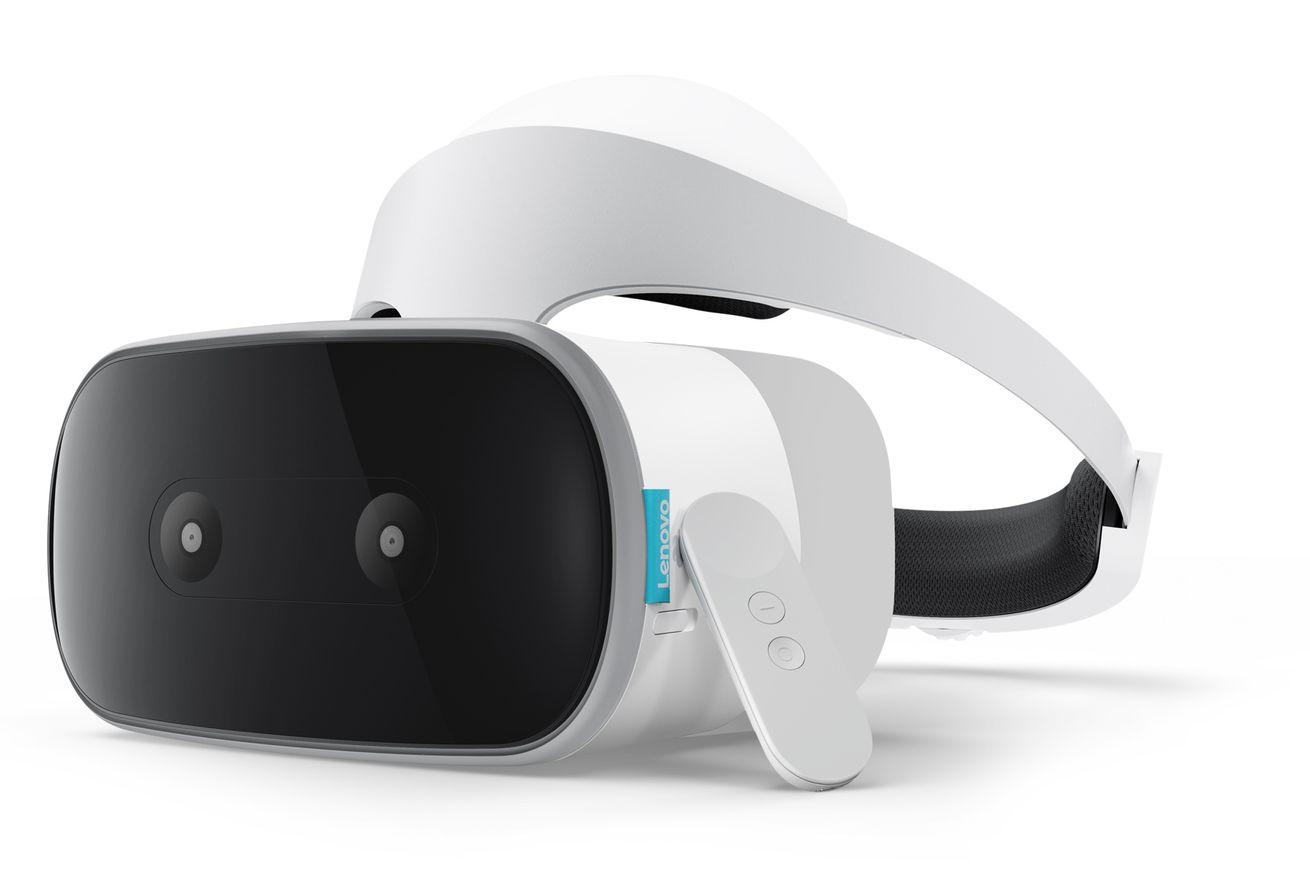 lenovo s standalone daydream vr headset will launch right after google i o
