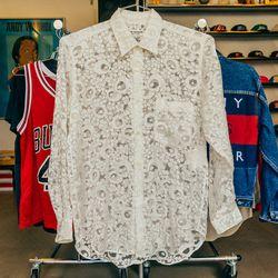 Junya Watanabe blouse, $128