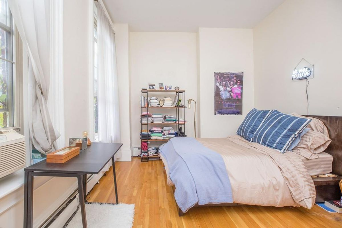 How much for a South End one-bedroom with a galley kitchen and ...