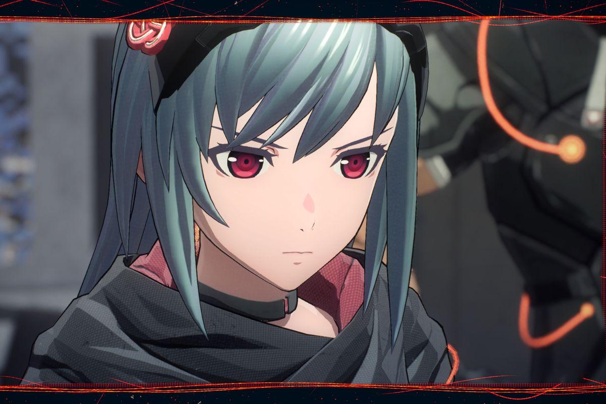 Kasane from Scarlet Nexus