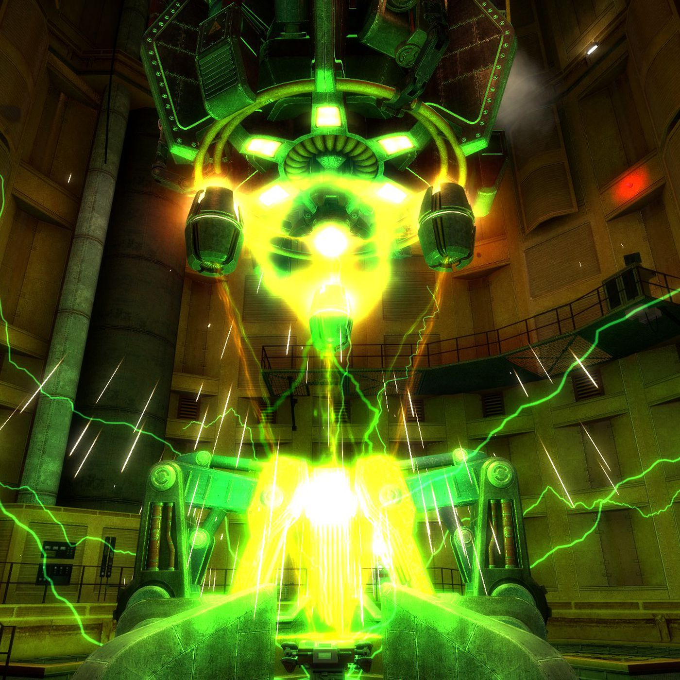 Half-Life's worst level, Xen, being remade by modders - Polygon