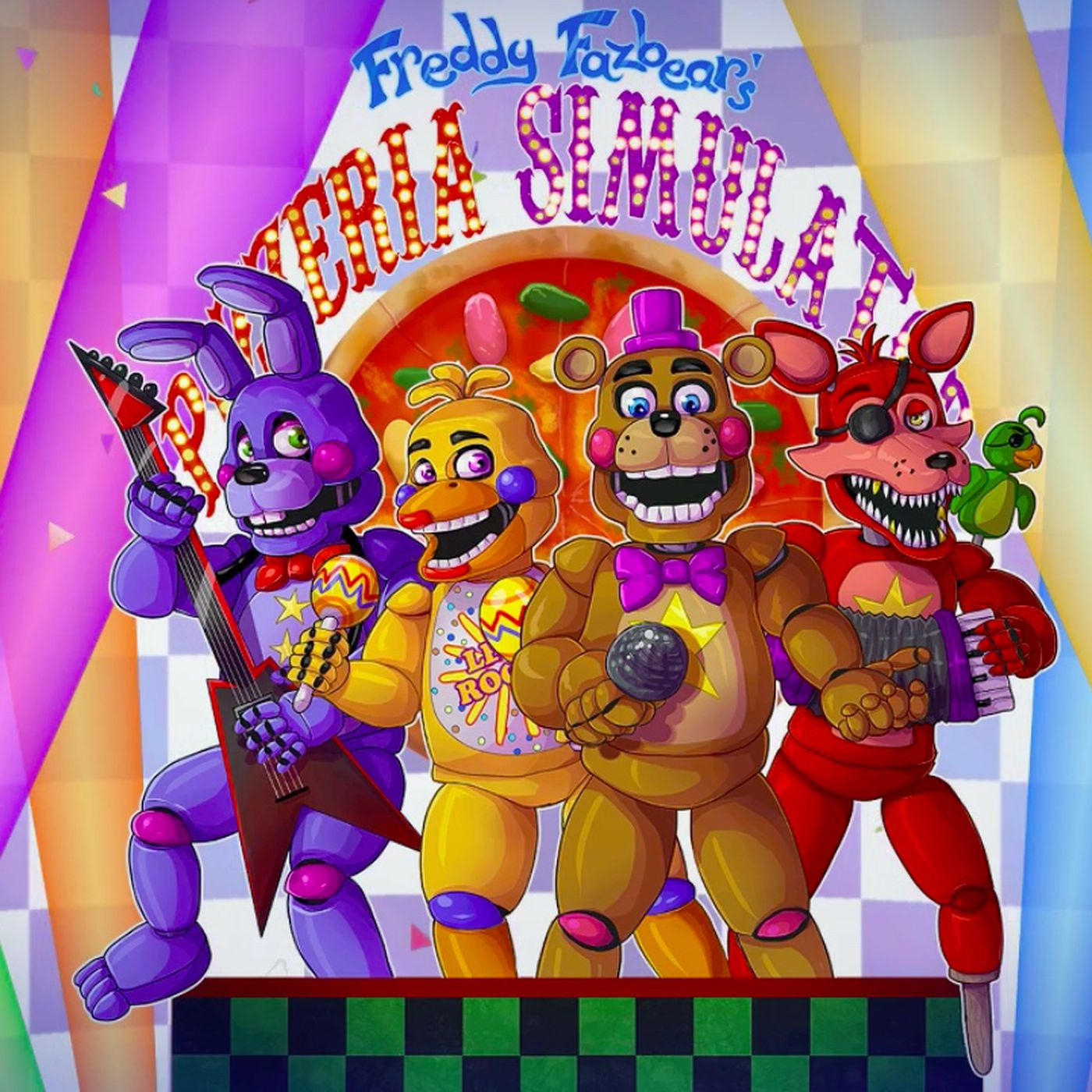 Surprise Five Nights at Freddy's spinoff hits Steam — and
