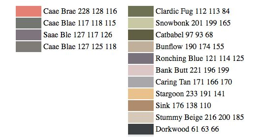 Paint Name these ai-invented paint color names are so bad they're good - curbed