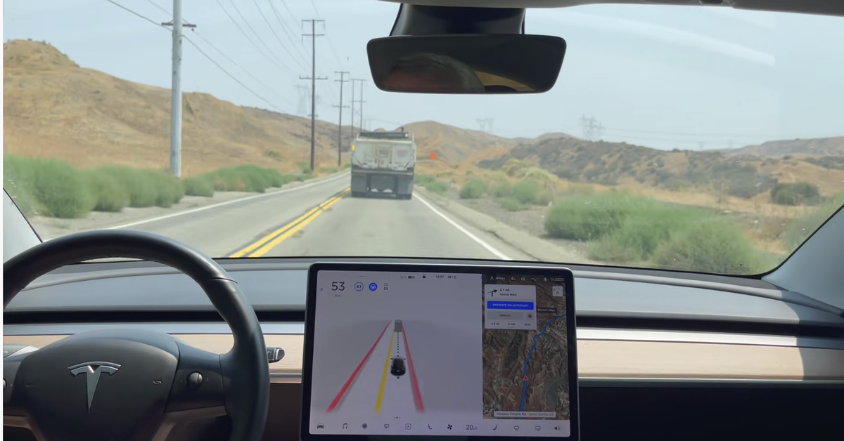 Tesla is planning for a wider release of its controversial 'Full Self-Driving' software