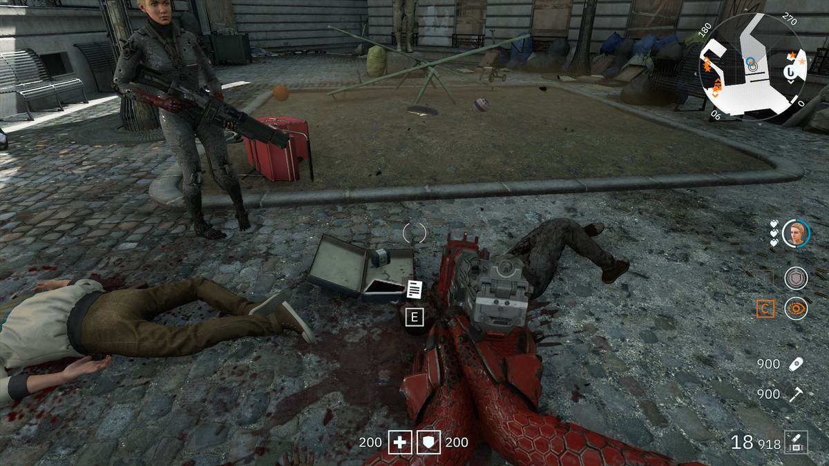 Wolfenstein: Youngblood Readable 49 Lucille's Diary collectibles