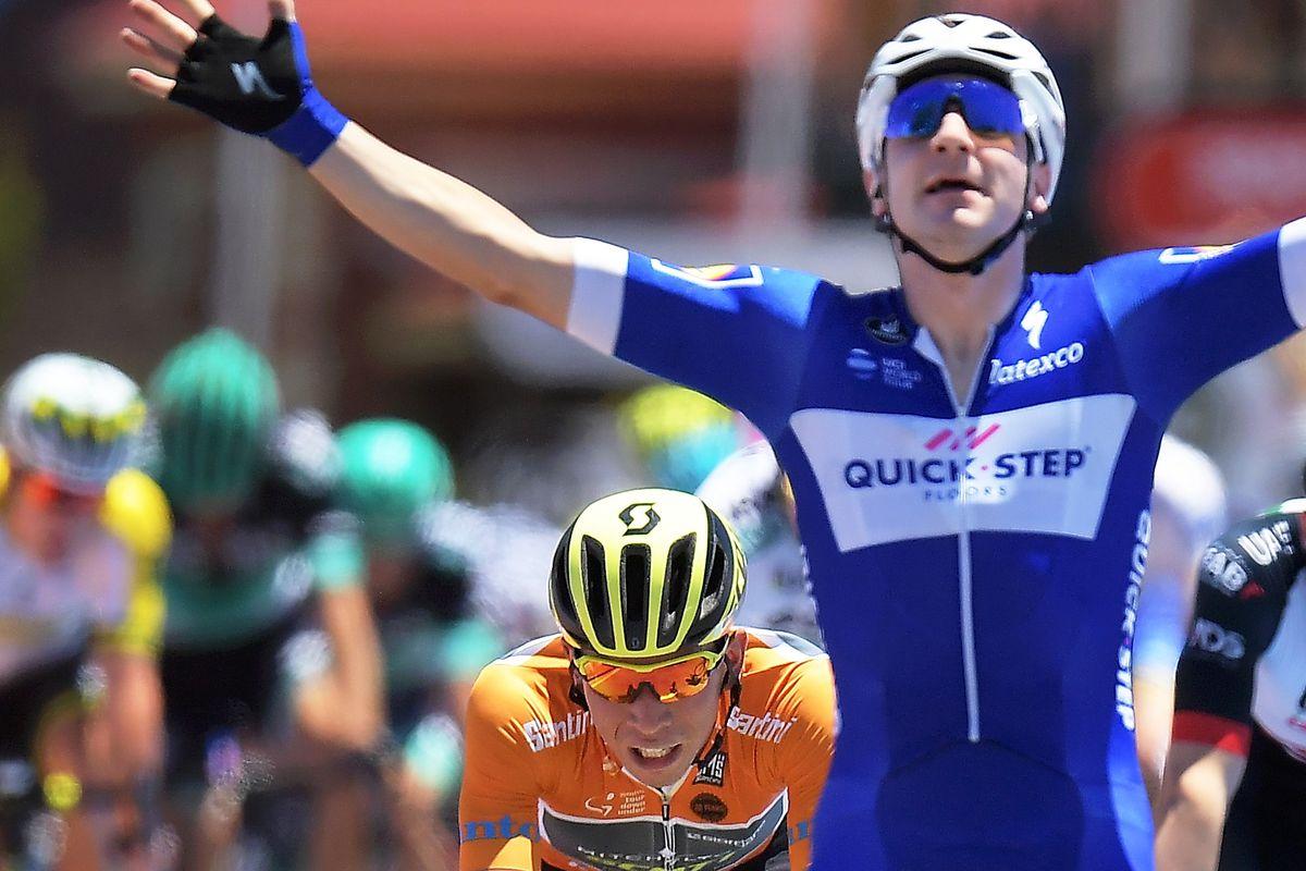 2018 Tour Down Under - Stage 3