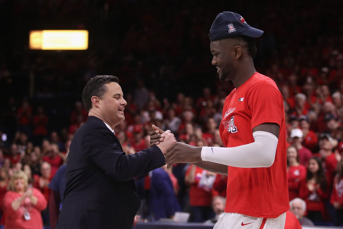 9d4761fc2ac1 NBA Draft  After picking Deandre Ayton