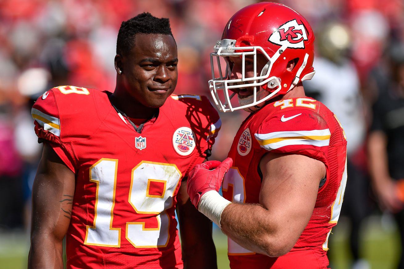 Arrowheadlines: Chiefs rumored to have trade talks before cutting Jeremy Maclin