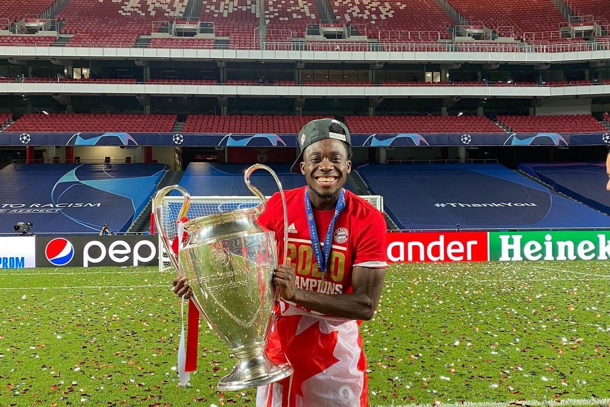 Davies becomes first Canadian men's international to win UEFA ...