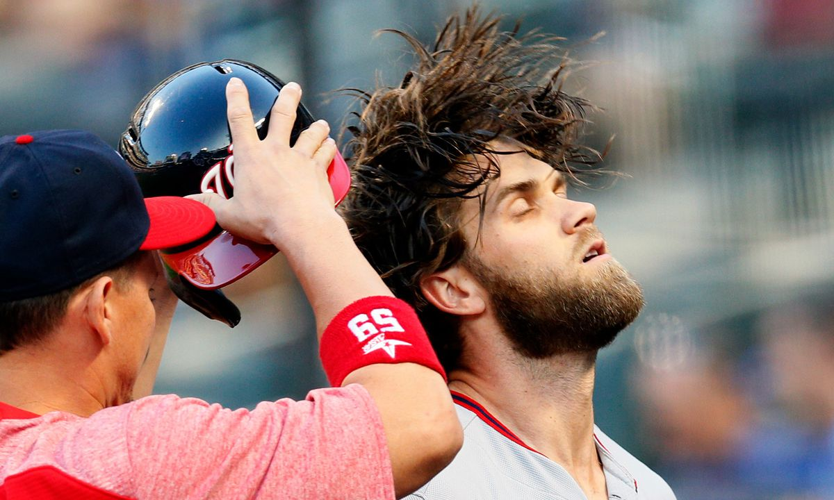 Theres Nothing Left To Say About Bryce Harper The Ringer
