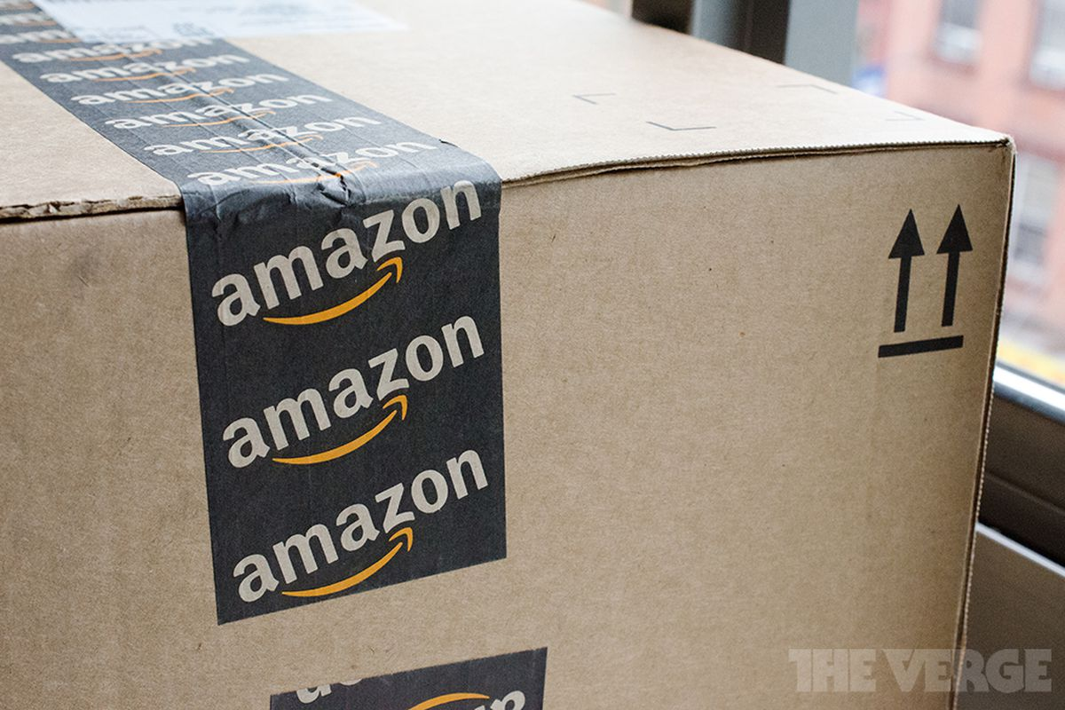 amazon box stock - Amazon Christmas Delivery