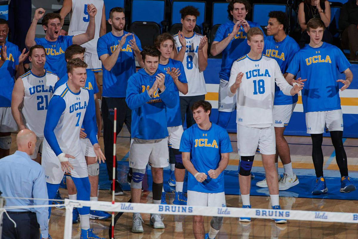 innovative design c3bd9 e7c87 UCLA Men's Volleyball Looks to Stop 3-Match Skid As Bruins ...