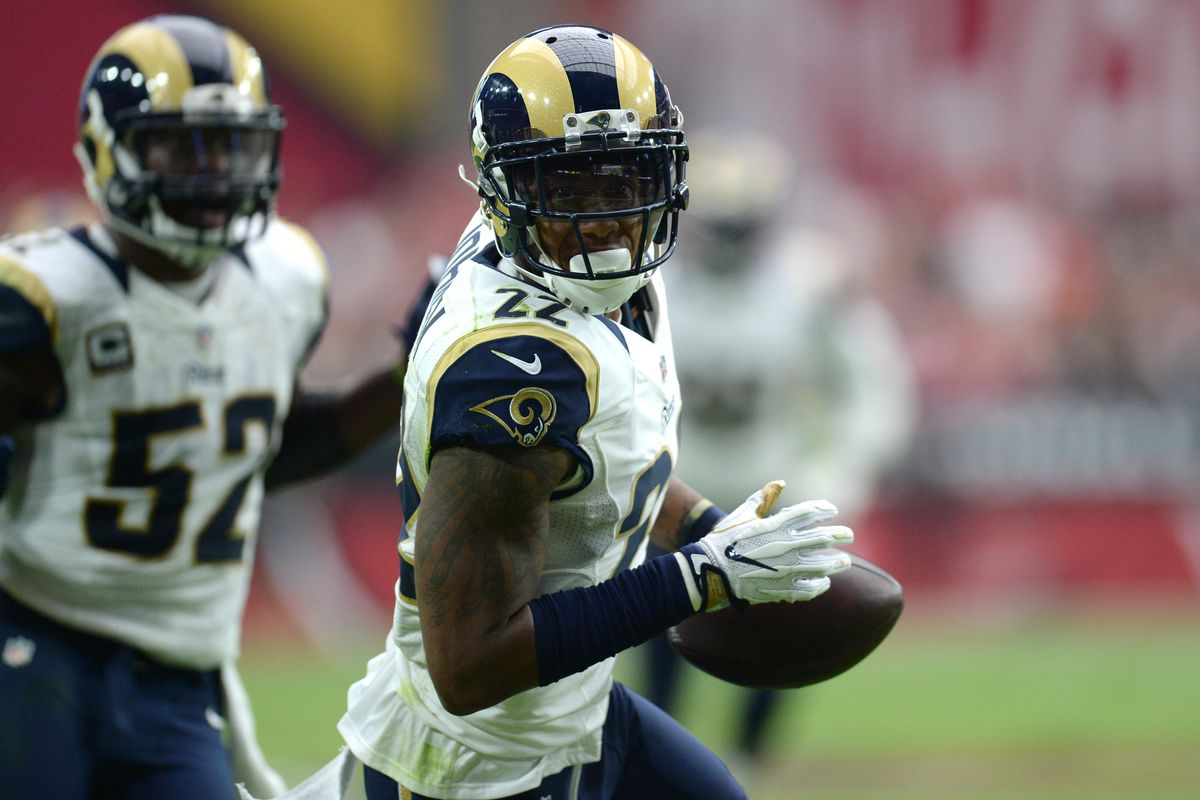 Trumaine Johnson doesn t sign long term deal with Rams just as