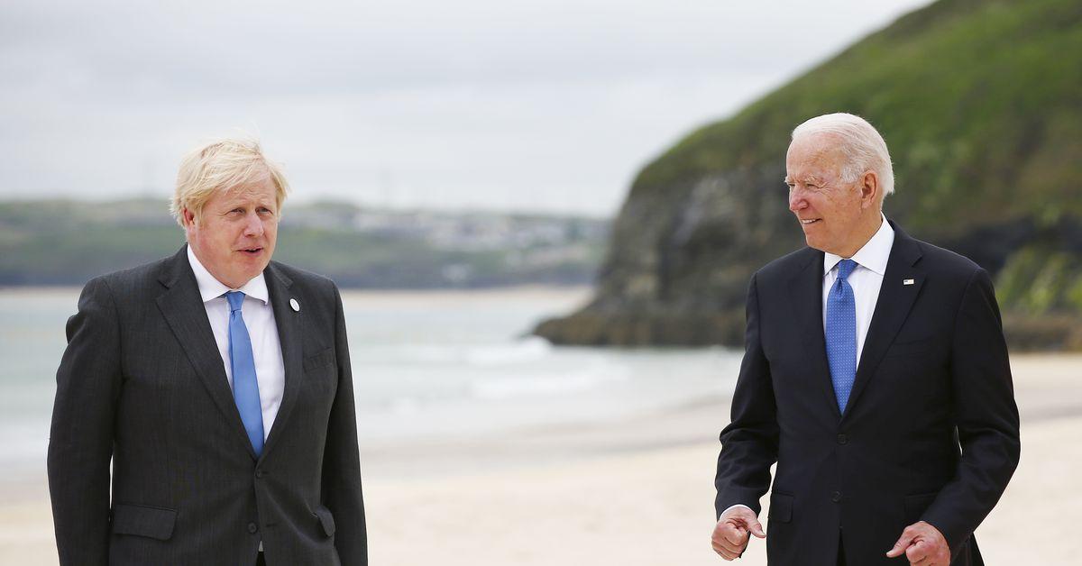 How Northern Ireland is complicating Biden's European agenda