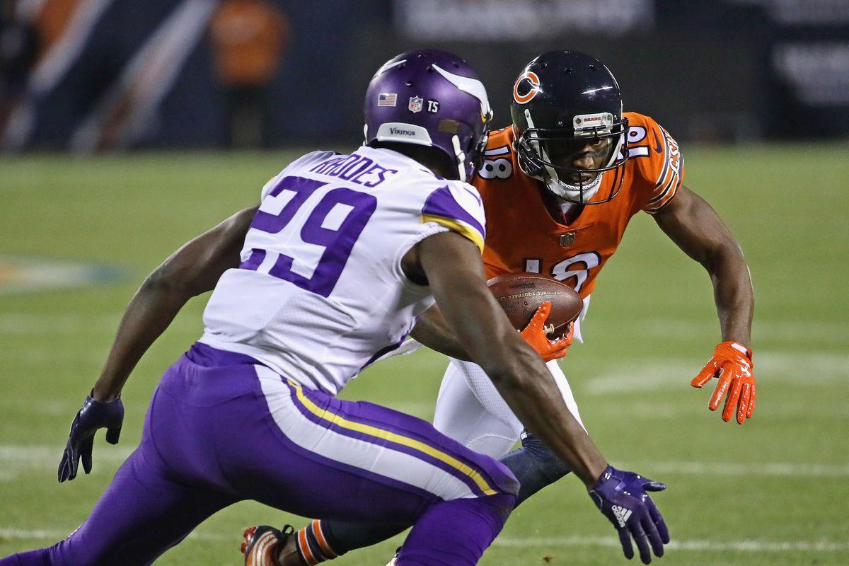 ae3a7111 2018 NFL Week 17: Chicago Bears at Minnesota Vikings - Daily Norseman