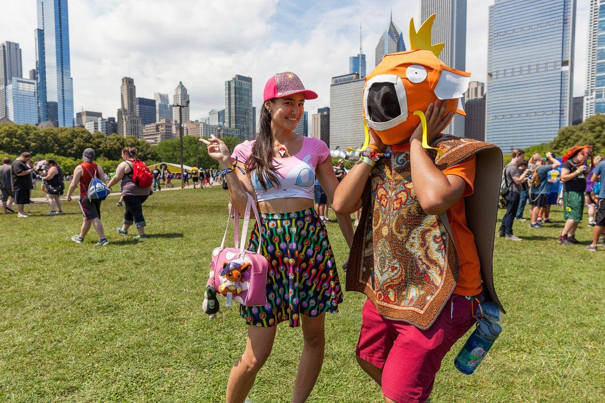 Community and fandom ruled Pokémon Go Fest amid devastating