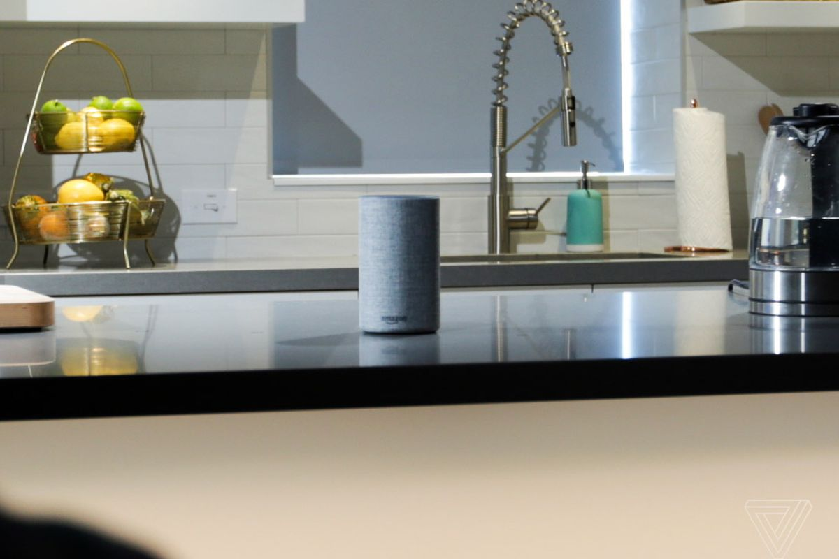 The new Amazon Echo smart speaker