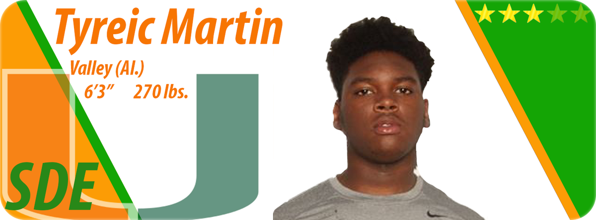 Martin card