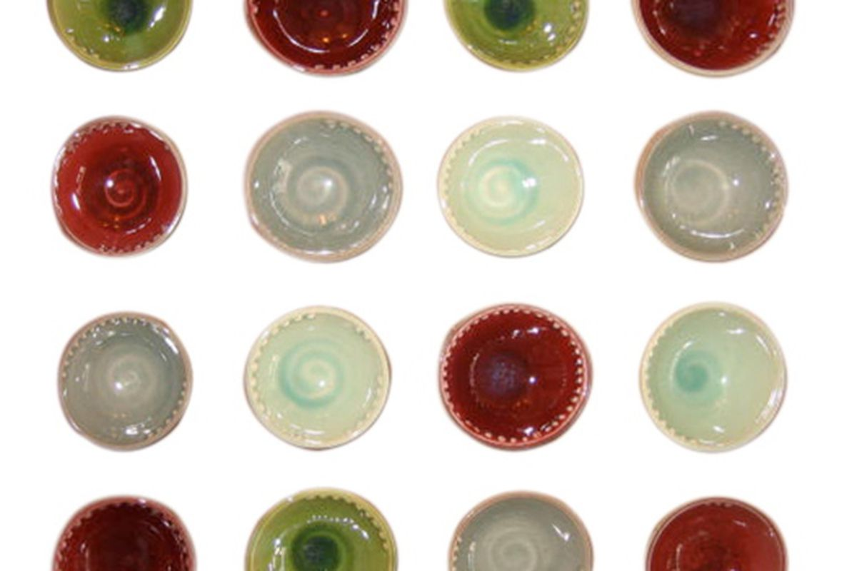 """A bevy of bowls. Image courtesy of <a href=""""http://www.lesleyanton.com/index.php"""">Lesley Anton</a>"""