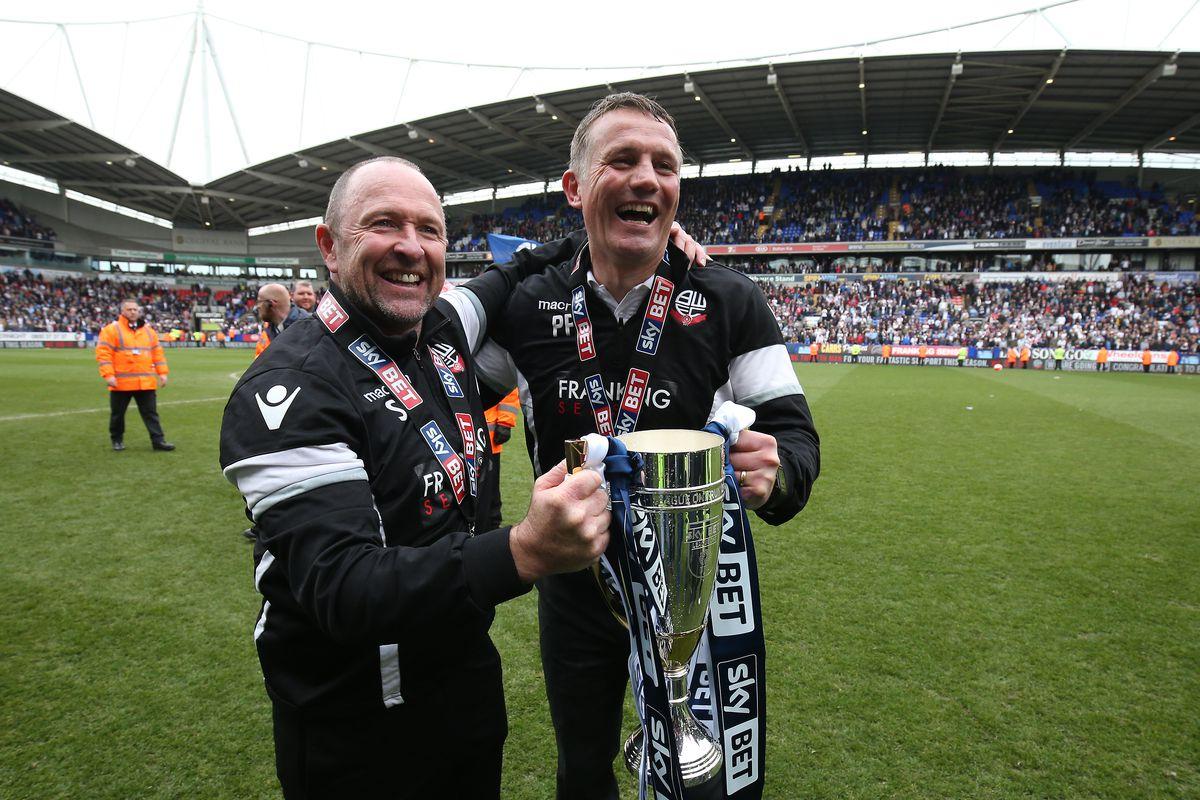 Bolton Wanderers v Peterborough United - Sky Bet League One