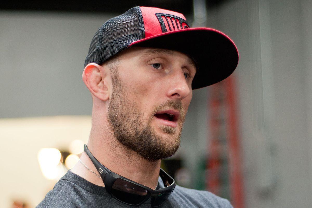 UFC's Jon Jones Open Workout