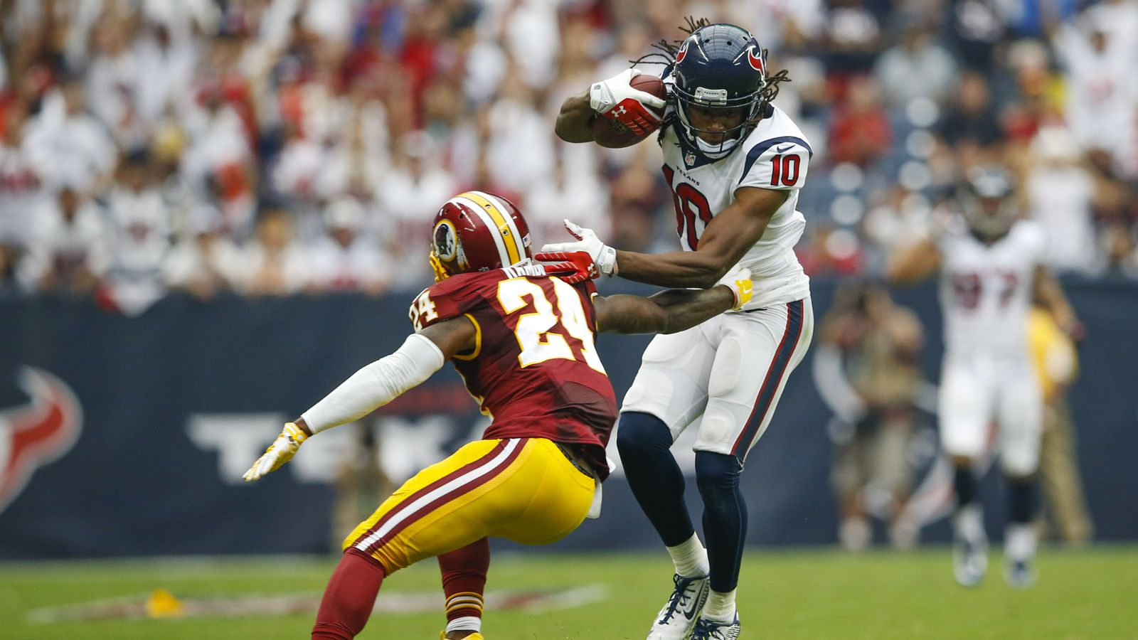 Projecting Deandre Hopkins  What Should Texans Fans Expect From Nuk In The Years To Come
