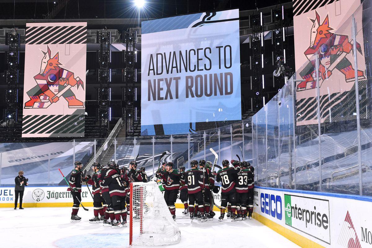 Nashville Predators v Arizona Coyotes - Game Four