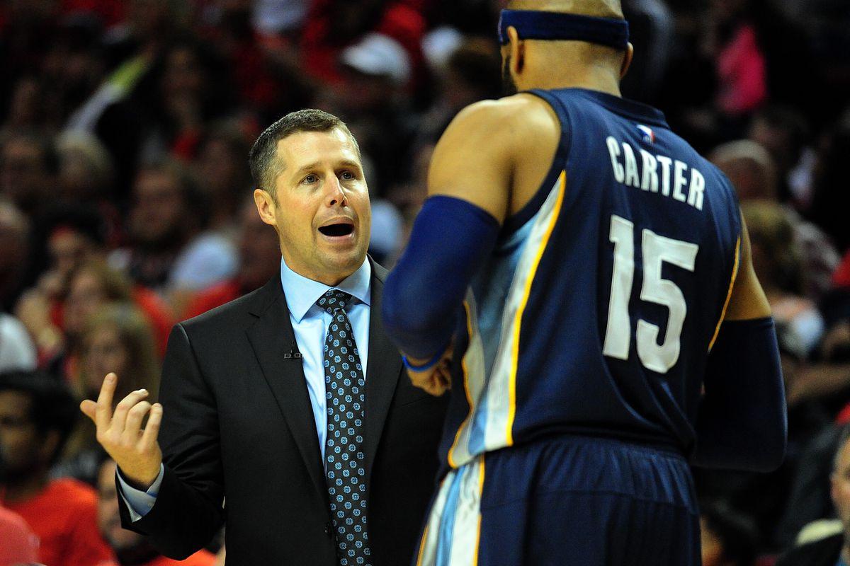 Memphis Grizzlies v Portland Trail Blazers - Game Three